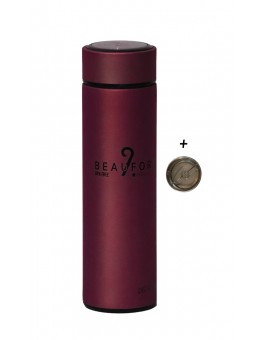 9 BFT - ACRTIC - THERMOS/ WATERBOTTLE -  SOFT RED