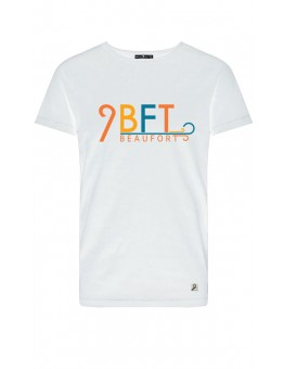 9BFT - T-shirt - white