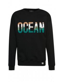 Ocean - Sweater - Black