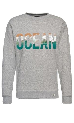 Ocean - Sweater - Grey