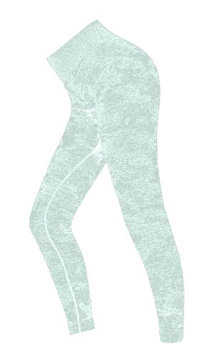 Cammo - Ice - Yoga wear