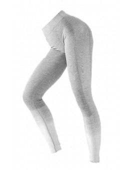Scirocco - White/grey- Yoga wear