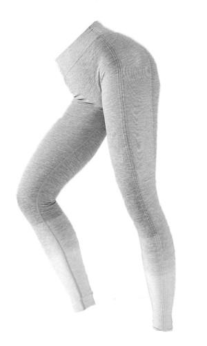 Scirocco - White/grey- Yoga wear